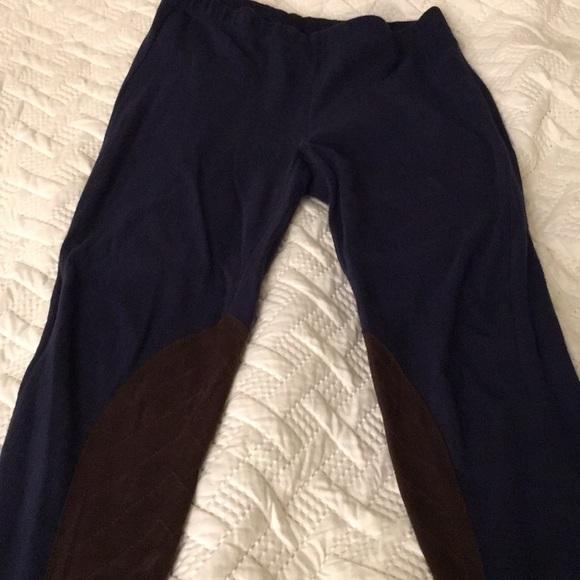 Ralph Lauren Other - Ralph Lauren Stretch Jersey Legging Size M